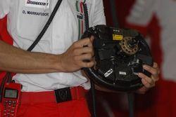 Ferrari Steering wheel