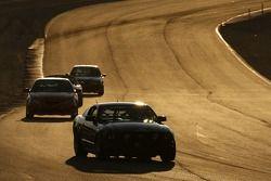 #17 Team Centurion Mustang GT: Phil Mahre, Steve Mahre