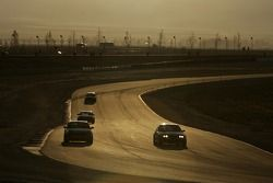 #138 GS Motorsports Chevrolet Cobalt: Steve Kent, Gunter Schmidt, Andrew Danyliw, #90 Automatic Racing BMW M3: Jon Miller, Serge Glazunov Jr.