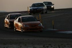 #74 Kensai Racing Acura RSX - S: Matt Pritiko, David Tuaty