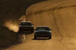 #137 JBS Motorsports Mustang GT: Mark Ackley, Todd Snyder, #62 Roar Racing Mazda RX-8: Ricky Diaz, Chip Van Vurst