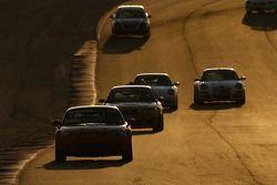 #58 BSI Racing Mazda MX-5: Justin Hall, Magnus Karlsson