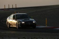 #141 ICY/ Phoenix Racing Subaru Legacy: David Rosenblum