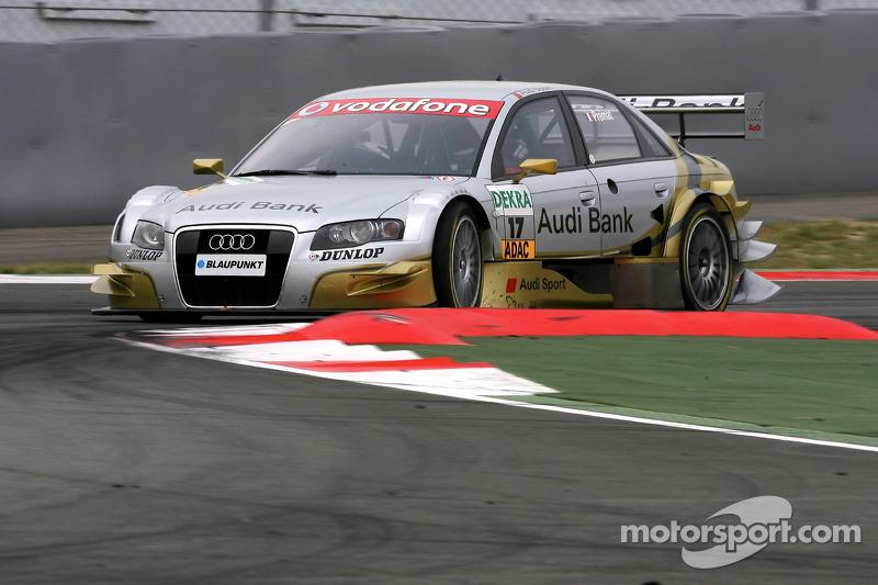 #17: Alexandre Premat, Audi, A4 DTM 2006