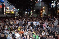 Fan fest at Motegi