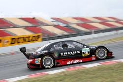 Mathias Lauda, Mücke Motorsport AMG Mercedes, AMG Mercedes C-Klasse