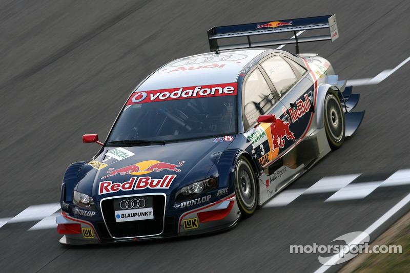 2007: Audi A4 DTM
