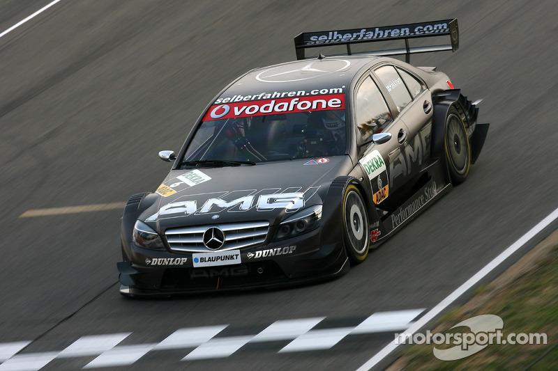 #6: Mika Häkkinen, Mercedes, C-Klasse 2007