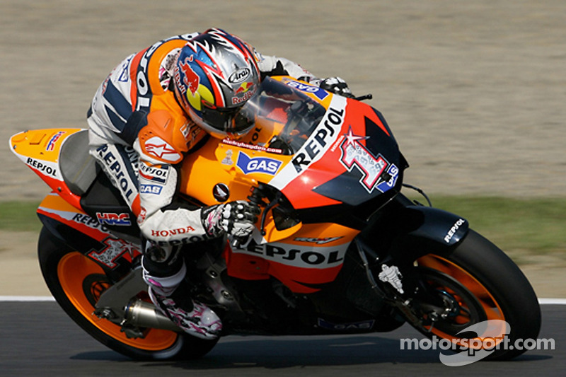 2007: Nicky Hayden, Repsol Honda Team