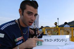 Autograph session: Marco Melandri