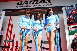 Lovely Rizla+ Suzuki girls