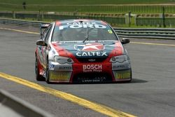 Russell Ingall on pit straight