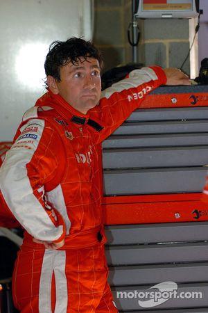 Glenn Seton after qualifying