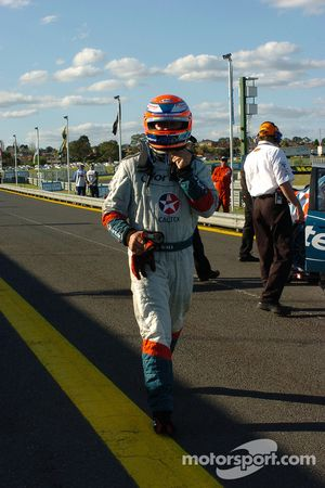 Russell Ingall could only manage 10th