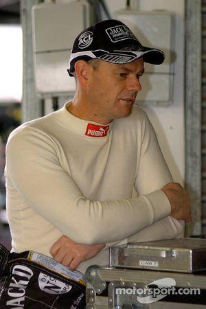 Kayne Scott driving with Jack Daniels Racing this weekend