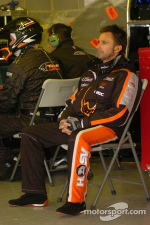 Paul Radisich makes a welcome return to racing