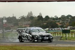 Team Kiwi Racing had problems on the first lap