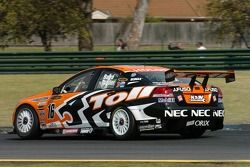 Garth Tander back in 4th