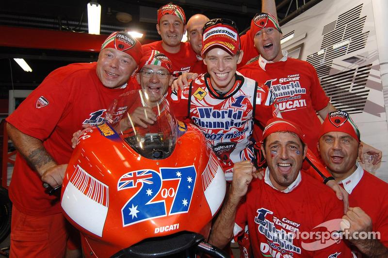 Casey Stoner - Ducati (2007)