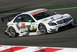 Jamie Green, HWA, AMG-Mercedes C-Klasse DTM 2007