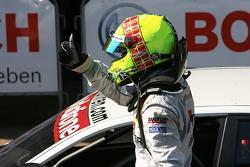 Race winner Jamie Green, Team HWA AMG Mercedes, AMG Mercedes C-Klasse