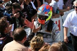 Paul di Resta, Persson Motorsport AMG Mercedes