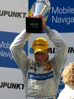 Podium: Bruno Spengler, Team HWA AMG Mercedes