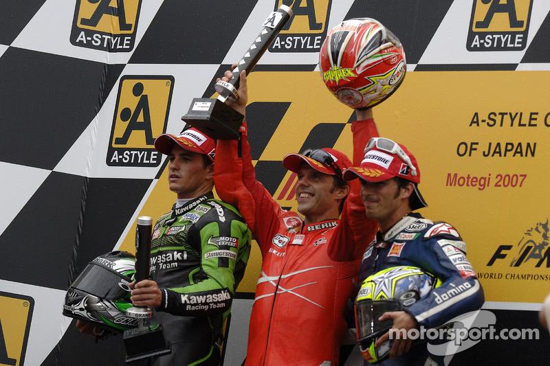 #16 - Loris Capirossi - GP de Japón 2007
