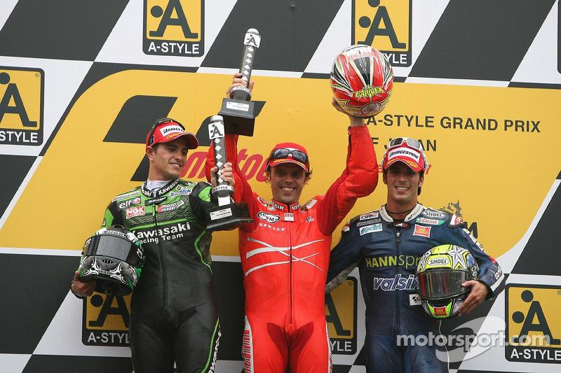 2007 : Loris Capirossi (Ducati Marlboro Team)