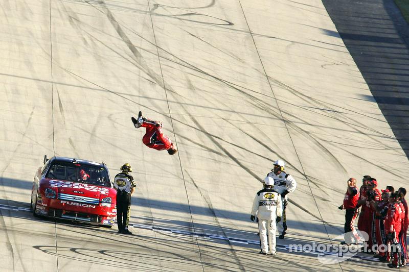 Monster Energy NASCAR Cup, Довер, 23.09.2007
