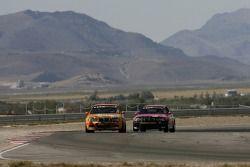 #09 Automatic Racing BMW M3: Jep Thornton, Jeff Segal, #90 Automatic Racing BMW M3: Jon Miller, Serg