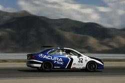 #32 i-MOTO Racing Acura TSX: Kuno Wittmer, Nick Esayian