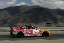 #09 Automatic Racing BMW M3: Jep Thornton, Jeff Segal