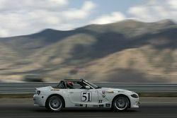 #51 Tom Mitchell Motorsports BMW Z4: Al Mitchell