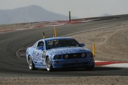 #112 Larry H Miller Racing Mustang GT: Augie Pabst III