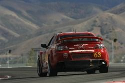 #63 Roar Racing Mazda RX-8: Andrew Carbonell, Rob Whitener III