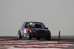 #198 RSR Motorsports Mini Cooper S: Randy Smalley, Owen Trinkler