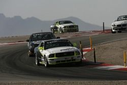 #156 Hyper Sport Mustang GT: Gunnar Jeannette, Auston Harris