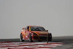 #63 Roar Racing Mazda RX-8: Andrew Charbonneau, Rob Whitener III