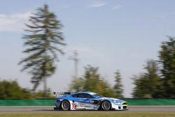 #36 Jetalliance Racing Aston Martin DB9: Robert Lechner, Lukas Lichtner-Hoyer