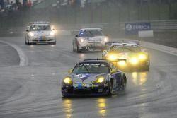 Tour de formation: #39 Levin Racing Porsche GT3 RS: Martin Morin, Carl Rydquist, Ulf Mattson