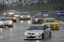 Tour de formation: #44 Holden Commodore: Mal Rose, Adam Wallis, Anthony Robson, Kevin Burton