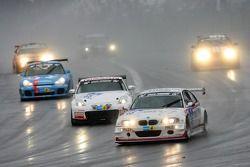 Départ: #49 Duller Motorsport BMW M3 E46: Luca Cappellari, Fabrizio Gollin, Andrea Bellicchi, Edi Orioli