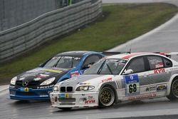 Départ: #68 Marco Schelp BMW M3 - E46: Frank Kräling, Marco Schelp, Arnaud Peyrolles, Jean-Baptiste Chrétien
