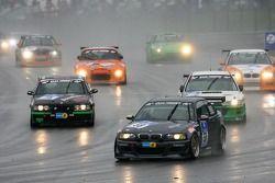 Départ: #58 BMW M3 E46: Sergey Matveev, Oleksiy Kikireshko, Stanislav Gryazin, Valeriy Gorban