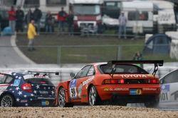 Départ: #98 Gerhard Ludwig Toyota MR2 Turbo: Gerhard Ludwig, Ralf Eisenreich, Alfred Vahsen