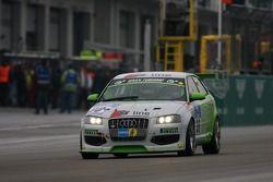 #90 Pirelli Competizioni Audi A3: Dierk Müller-Sonntag, Hans-Martin Gass, Roland Waschkau, Rene Rast