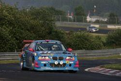 #51 BMW M3 E46: Willie Moore, Rupert Douglas-Pennant, Nick Jacobs