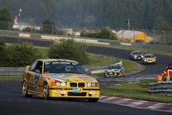 #217 MSC-Rhön e.V. i. AvD BMW M3 GT: Arturo Merzario, Luigi Scalini, Luca Zoppini, Raffaele Blasi