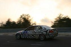 #201 Herbert Scheuermann BMW 325i: Herbert Scheuermann, Torsten Kratz